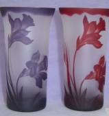 水仙のグラス